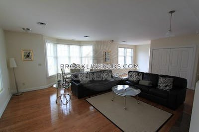 Brookline Apartment for rent 3 Bedrooms 2.5 Baths  Boston University - $6,000