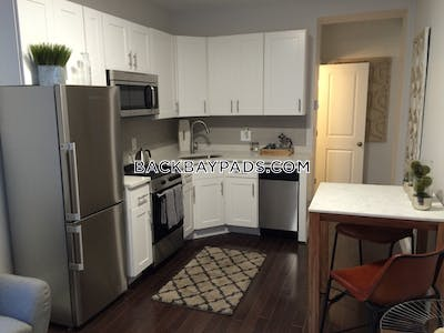 Back Bay 2 bed 1 bath on Clearway St Boston - $3,200 No Fee