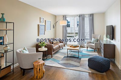 Seaport/waterfront Apartment for rent 2 Bedrooms 2 Baths Boston - $3,405