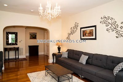 Brookline Apartment for 9/1 move-in! Call now   Boston University - $4,100 No Fee