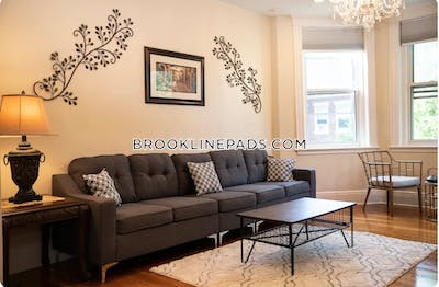Brookline Apartment for rent 2 Bedrooms 1 Bath  Boston University - $4,100 No Fee