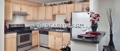Quincy Apartment for rent 2 Bedrooms 2 Baths  Quincy Center - $2,200