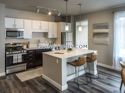 Quincy New Construction exquisitely done 2 Beds 2 Baths   South Quincy - $2,510
